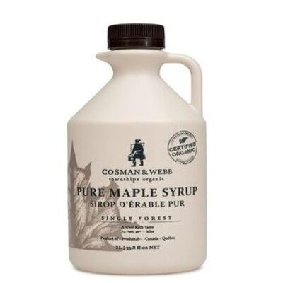 Best Canadian Maple Syrup - Cosman & Webb Maple Syrup