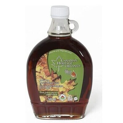 Canadian Heritage Organics Maple Syrup Review
