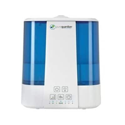 Pure Guardian Warm and Cool Mist Humidifier Review